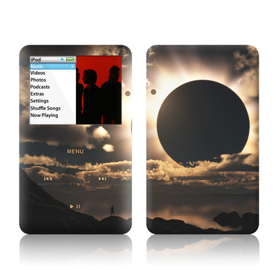 iPod Classic Skin - Moon Shadow