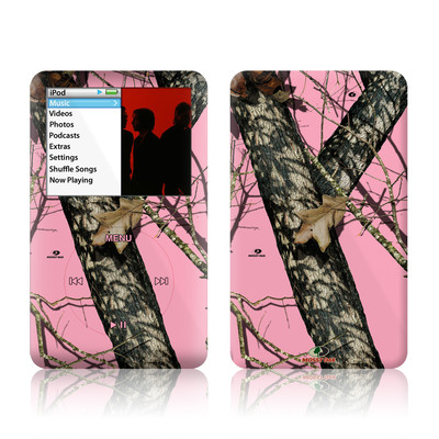 iPod Classic Skin - Break-Up Pink