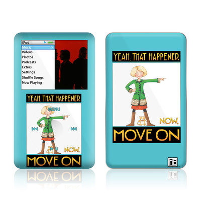 iPod Classic Skin - Move On
