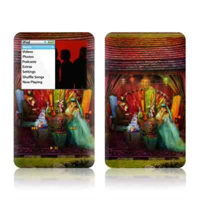 iPod Classic Skin - A Mad Tea Party