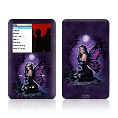 iPod Classic Skin - Night Fairy