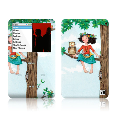 iPod Classic Skin - Never Alone