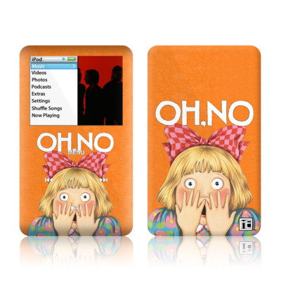 iPod Classic Skin - Oh No