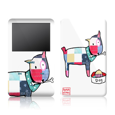 iPod Classic Skin - Patch Dog