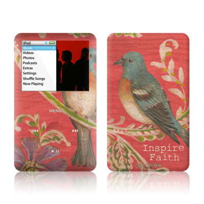 iPod Classic Skin - Fresh Picked Fuschia