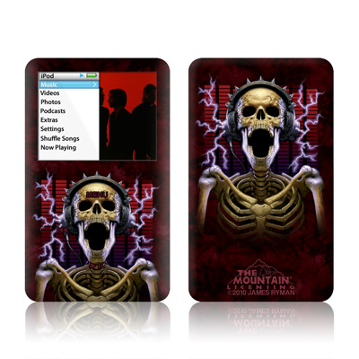 iPod Classic Skin - Play Loud