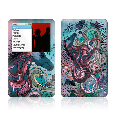 iPod Classic Skin - Poetry in Motion