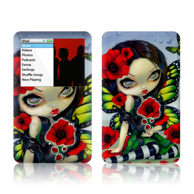 iPod Classic Skin - Poppy Magic