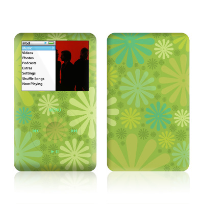 iPod Classic Skin - Lime Punch
