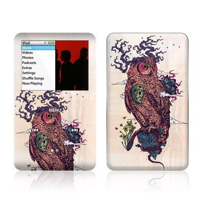 iPod Classic Skin - Regrowth