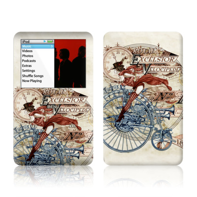 iPod Classic Skin - Royal Excelsior