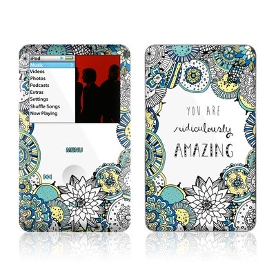 iPod Classic Skin - You Are Ridic
