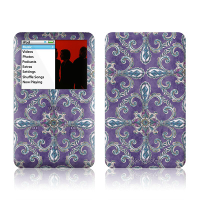 iPod Classic Skin - Royal Crown