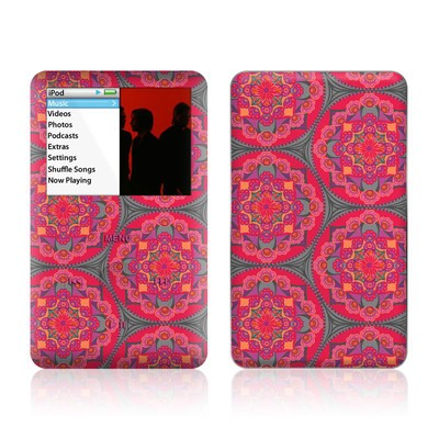 iPod Classic Skin - Ruby Salon