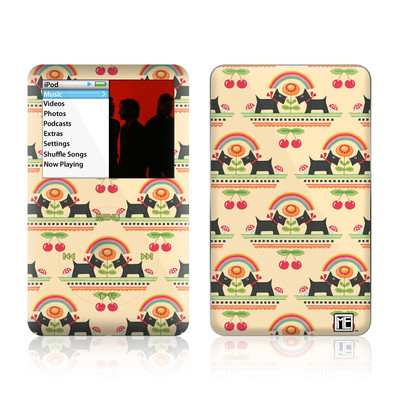 iPod Classic Skin - Scotties