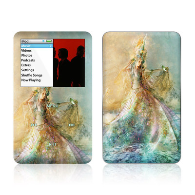 iPod Classic Skin - The Shell Maiden