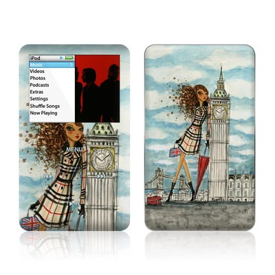 iPod Classic Skin - The Sights London