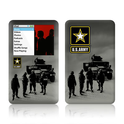 iPod Classic Skin - Soldiers All