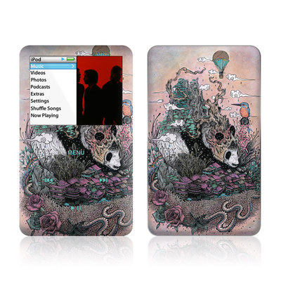 iPod Classic Skin - Sleeping Giant