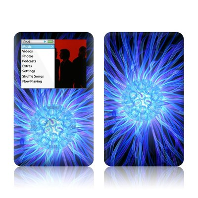 iPod Classic Skin - Something Blue