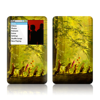 iPod Classic Skin - Secret Parade