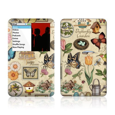 iPod Classic Skin - Spring All