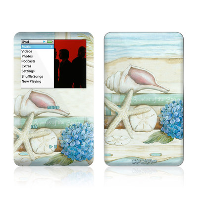 iPod Classic Skin - Stories of the Sea