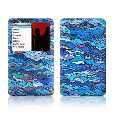iPod Classic Skin - The Blues