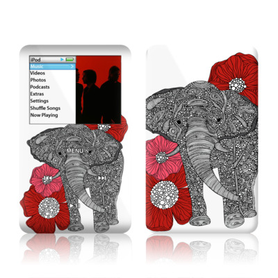 iPod Classic Skin - The Elephant