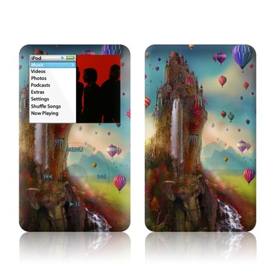 iPod Classic Skin - The Festival