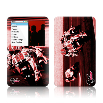 iPod Classic Skin - Throttle