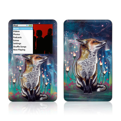 iPod Classic Skin - There is a Light
