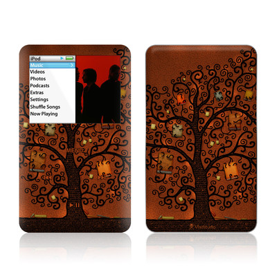 iPod Classic Skin - Tree Of Books