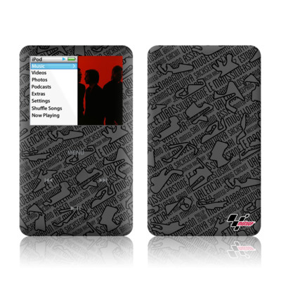 iPod Classic Skin - Tracked