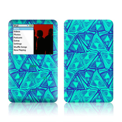 iPod Classic Skin - Tribal Beat