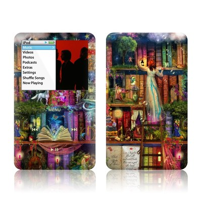 iPod Classic Skin - Treasure Hunt