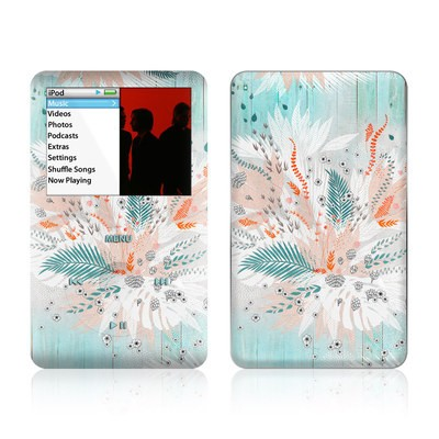 iPod Classic Skin - Tropical Fern