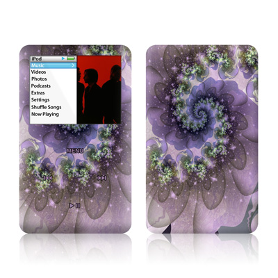 iPod Classic Skin - Turbulent Dreams