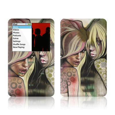 iPod Classic Skin - Two Betties