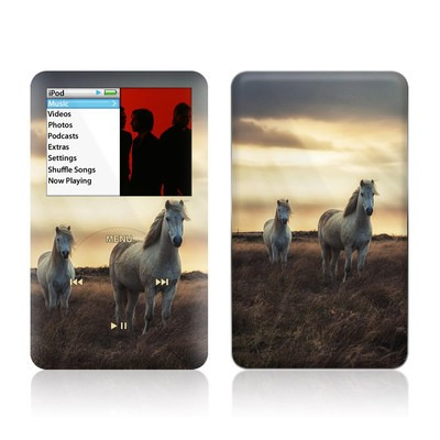 iPod Classic Skin - Hornless Unicorns