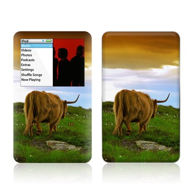 iPod Classic Skin - Walk Away