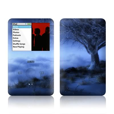 iPod Classic Skin - World's Edge Winter