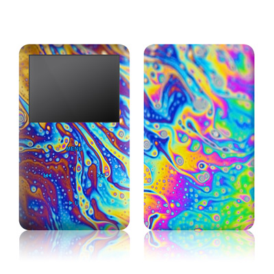 iPod Classic Skin - World of Soap