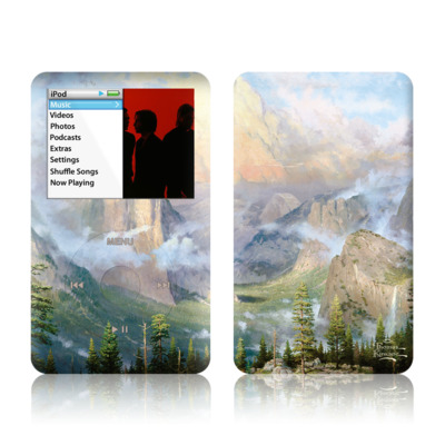 iPod Classic Skin - Yosemite Valley