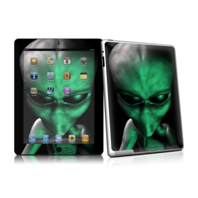 iPad 2 Skin - Abduction