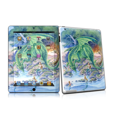iPad 2 Skin - Of Air And Sea