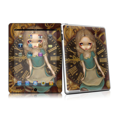 iPad 2 Skin - Alice Clockwork