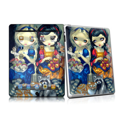 iPad 2 Skin - Alice & Snow White