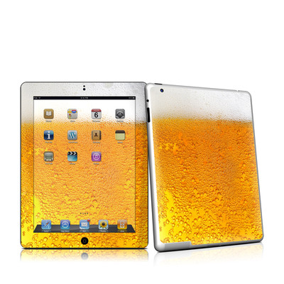 iPad 2 Skin - Beer Bubbles
