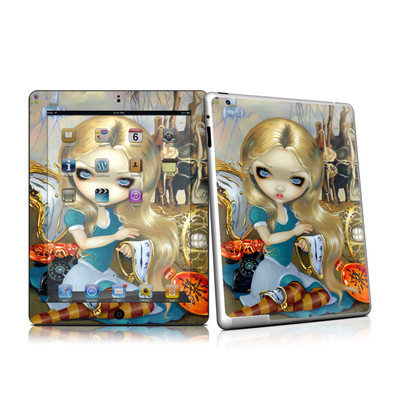 iPad 2 Skin - Alice in a Dali Dream